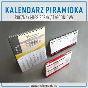 KALENDARZ piramidka