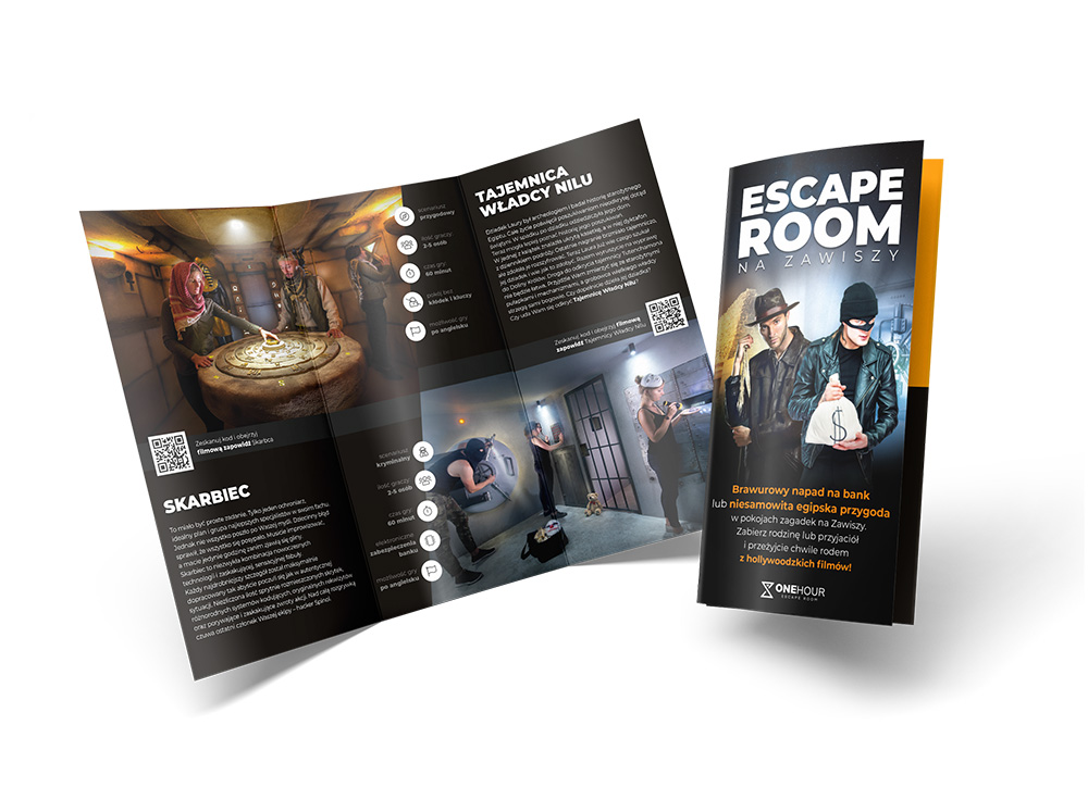 One Hour Escape Room