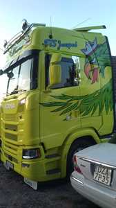 SCANIA FTS Jansped
