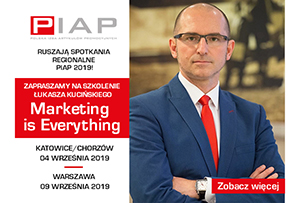 Marketing is Everything - czyli jesienne Spotkania Regionalne PIAP