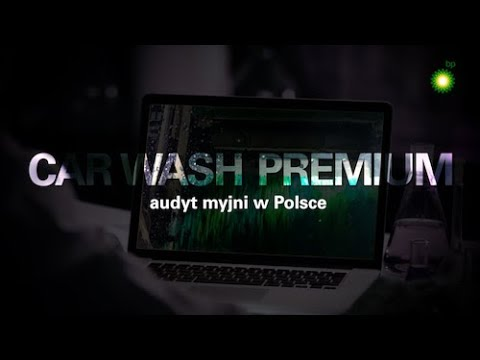 BP CAR WASH Premium